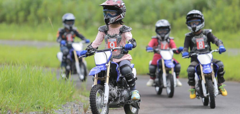 親子バイク教室 全国で開催中です!!